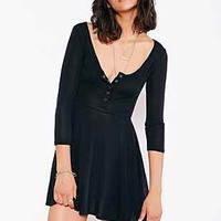 BDG Sally Henley Swing Dress - Urban Outfitters