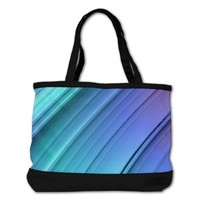 Aqua/Blue/Purple Shoulder Bag | CafePress.com