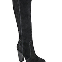 Joie - Dagny Knee-High Suede Boots - Saks Fifth Avenue Mobile
