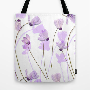 Flowering #7 Tote Bag by Ornaart
