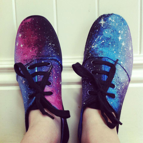 galaxxi shoe by galaxxi on Etsy