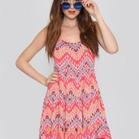 Southwest Mini Dress