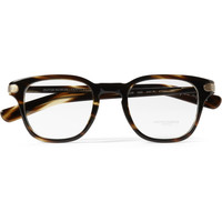 Oliver Peoples - 25th Anniversary Square-Frame Optical Glasses | MR PORTER