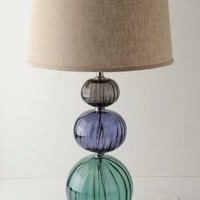 Cooled Globes Lamp-Anthropologie.com