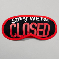 storefront sleep masks