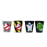 Ghostbusters 4-pc. Shot Glass Set