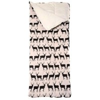 Stag Print Sleeping Bag