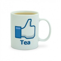 Like Tea mug | spinninghat.com