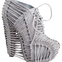 United Nude 'Crystallization' Ankle Bootie