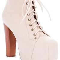 Jeffrey Campbell Platform Ankle Boo
