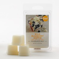 Food Network 6-pc. Wild Blueberry Muffin Wax Melts