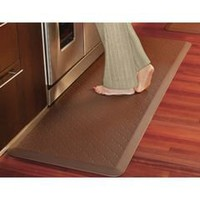 The Chefs Fatigue Relieving Floor Mat - Hammacher Schlemmer $240