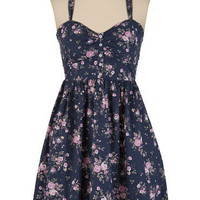 Floral Print Tank Dress - maurices.com