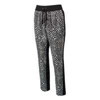 Apt. 9 Colorblock Snakeskin Tapered Pants - Women's