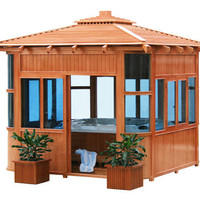 Gazebo 810- Guangzhou J&J Sanitary Ware Co., Ltd.
