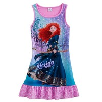 Disney Princess Merida Nightgown - Girls