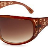S4 Women&#x27;s Whynot 791S4 Oversized Resin Sunglasses