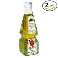 Urbani White Truffle Infused Oil, 1.8-Ounces Bottles (Pack of 2)