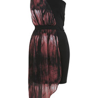 Scenic Drape Maxi - Dresses - Clothing - Miss Selfridge