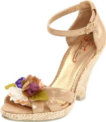 Poetic Licence Women's True Romance Wedge Sandal