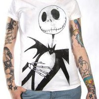 ROCKWORLDEAST - Nightmare Before Christmas, Girls T-Shirt, Jack