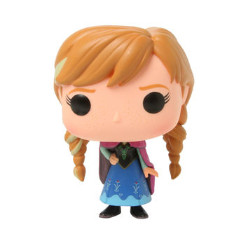 Disney Frozen Pop! Anna Vinyl Figure