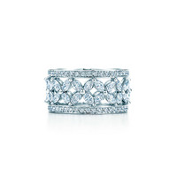 Tiffany & Co. - Tiffany Victoria™:Band Ring