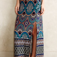 Crystallism Maxi Skirt