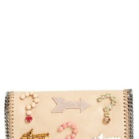 Stella McCartney 'Falabella' Embellished Crossbody Bag