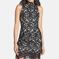 Cameo 'Fallen Love' Lace Sheath Dress | Nordstrom