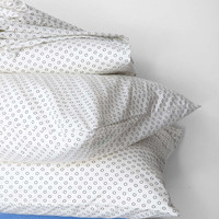 Assembly Home Circle Dot Fitted Sheet - Urban Outfitters