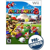 Mario Party 8 — PRE-OWNED - Nintendo Wii