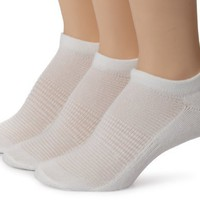 Izod Womens Low Cut With Cool Max 3 Pair Pack Sock