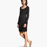 H&M Fine-knit Dress $24.95
