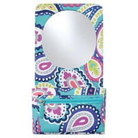 Gear-Up Pool Paisley Mirror With Removable Pouch