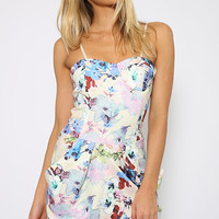 Tickle Dress - Floral