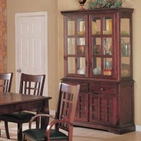 Coaster 100504 Newhouse China Cabinet