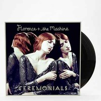 Florence And The Machine - Lungs LP and MP3- Assorted One