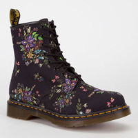 Dr. Martens Castel Womens Boots Black  In Sizes