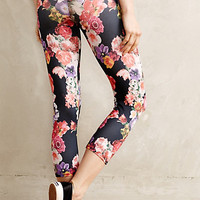Pop-Print Capri Leggings