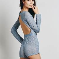 Free People Movie Date Romper