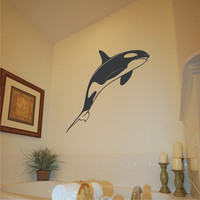 Wall decal A Whale of a Good Time by ChuckEByrdWallDecals