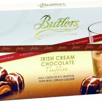 Butlers Truffle Box, Irish Cream