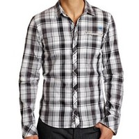 Diesel Men's Saisati Long Sleeve Shirt