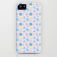 Dots Pattern - JUSTART © iPhone & iPod Case by JUSTART  * Syl *