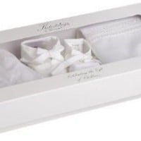 Kitestrings Baby-Boys Newborn Christening 3 Piece Gift Set