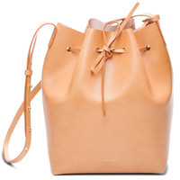 Bucket Bag Cammello