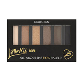 Little Mix Eye Shadow Palette | Collection Cosmetics