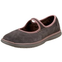 Patagonia Women's Maui Jane Mary Jane Fleece Lined Shoe,Velvet Brown,11 M US