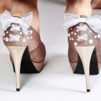 Size 8 1/2 The Good Witch Pumps by ohsovain on Etsy